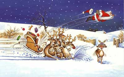 Animierte Weihnachtsbilder.Kostenlose Weihnachtliche Ecards Lustige Weihnachtsbilder Als Karten